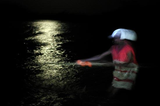lake victoria night fishing usenge beach kenya