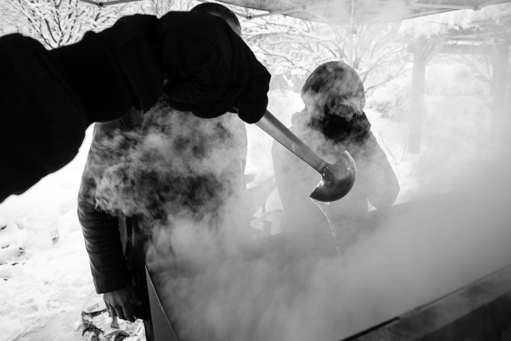 Somerville Maple Syrup Boil Down