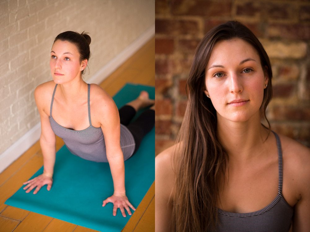 Yoga Teacher Portraits