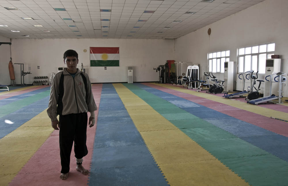 Iraqi Kurdistan Peshmerga Army