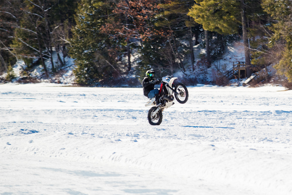 Jaffrey Ice Pond Racing