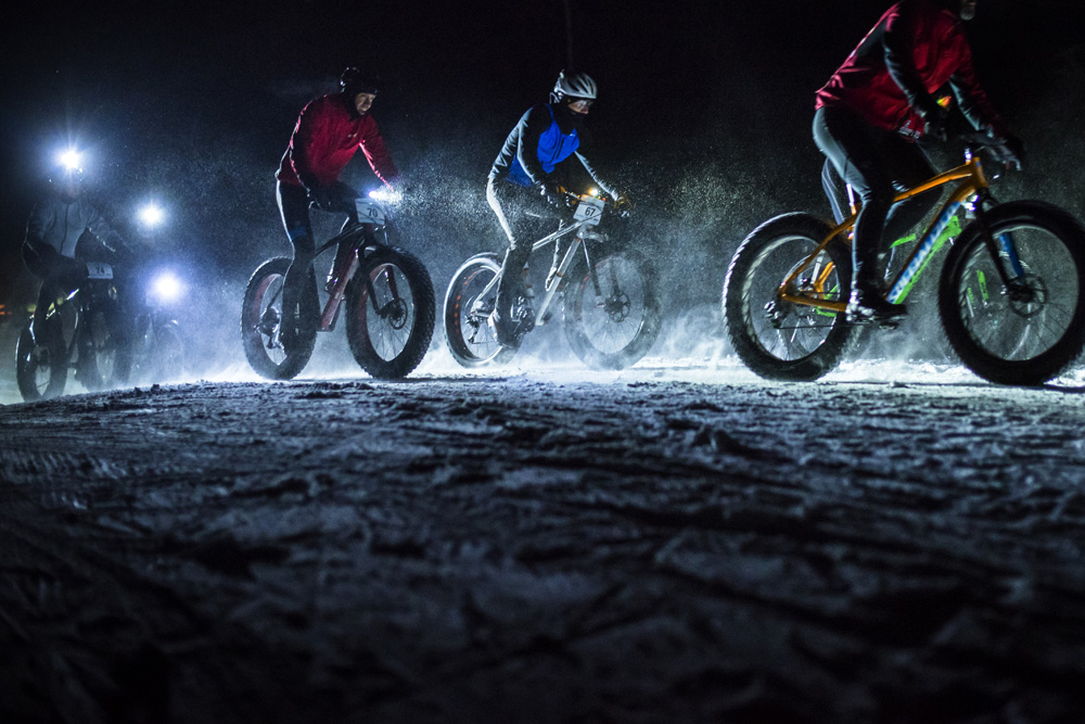 Gunstock Fatbike Race