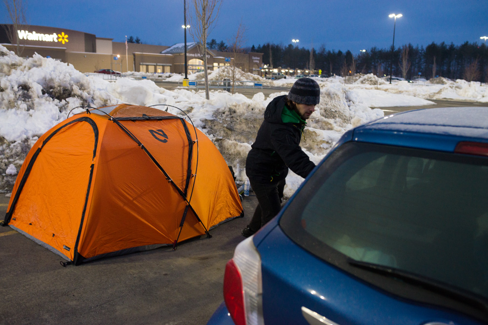 Camping in rockland maine walmart